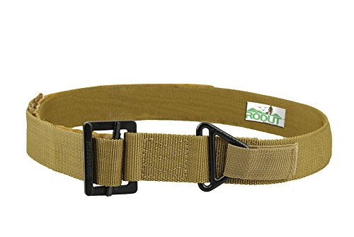 UPC 615953292985, Rodut™ Survival Tactical Belt Military Belt CQB Rigger's Belt (Desert Sand Brown, X-Large)