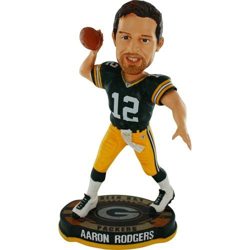 Aaron Rodgers Green Bay Packers 2012 Limited Edition Bobblehead Figurine