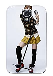 New Fashionable Catenaryoi YjDdQdD674xGTCJ Cover Case Specially Made For Galaxy S4(hwang Mi Hee )