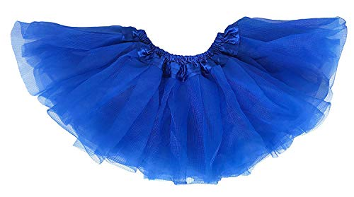 Dancina Thing 1 Thing 2 Costume Tutu 6-24 Months Royal Blue