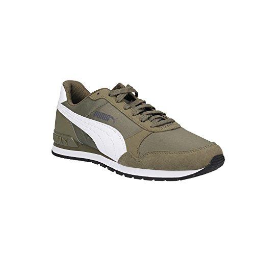 Puma Unisex Adults' Buty Męskie St Runner V2 Nl 365278 04 Trainers Green j4OqHJZ21
