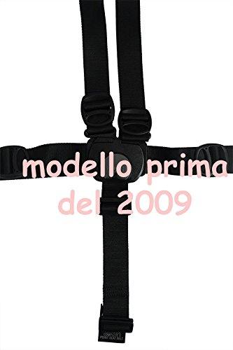 CINTURE RICAMBIO PER PASSEGGINI PEG PEREGO ANTECEDENTI IL 2009