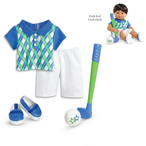 American Girl Bitty Twins Hole-in-One Outfit for boys (doll not included)