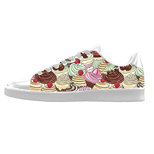 Lacci Shoes Sopra Custom Ginnastica Delle Scarpe Bign¨¦ Dolce Men's I Canvas Di Da Le In Tela Alto qwgRYpw