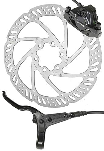 Hydraulic Brake Set - Tektro HD-M285 Hydraulic Disc Brake System Front 850mm with 160mm Rotor