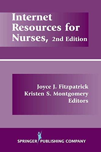 Download Internet Resources For Nurses: 2nd Edition Pdf