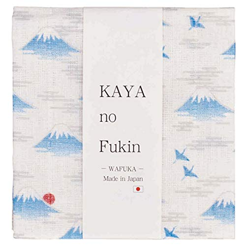 Soft durable quick-dry Japanese kitchen cloth made from mosquito net