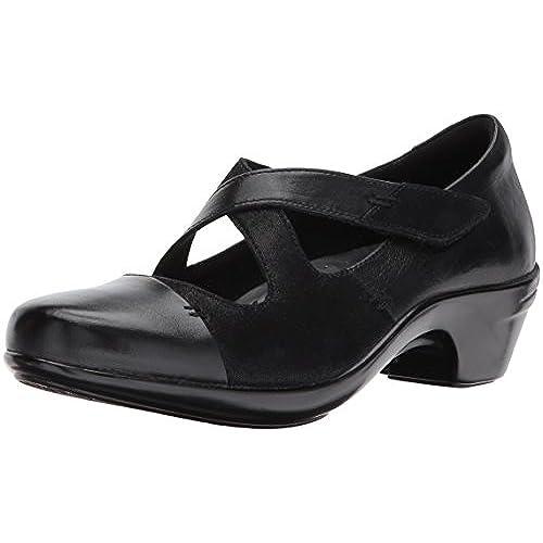 Aravon Womens Kitt Cross Strap Mary Jane Shoes
