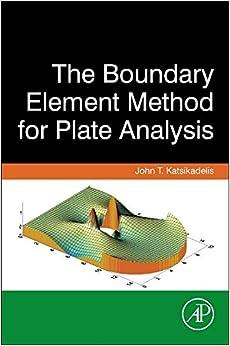 Descargar Libros Gratis The Boundary Element Method For Plate Analysis PDF Gratis 2019