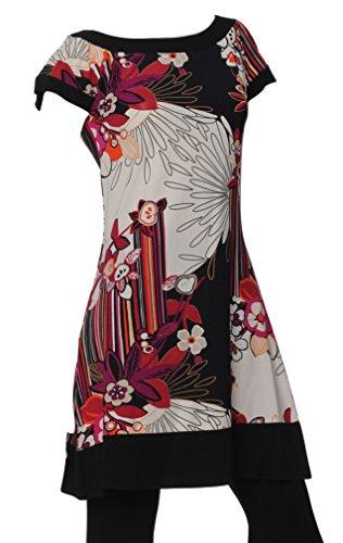 Lior paris Women's Floral Bouquet Tunic -