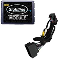 CRUX UC-1 Rear View Integration Interface for uConnect Systems (Dodge, Jeep and RAM Vehicles)