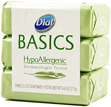 Dial Bar Soap Pack of 6
