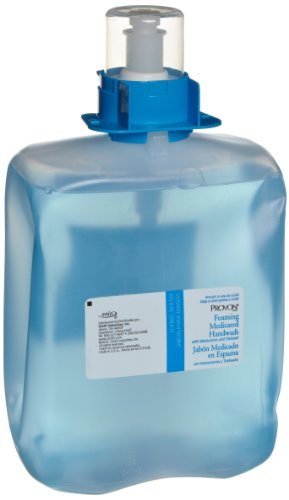 (Provon 5288-02 FMX-20 Foaming Medicated Handwash with Moisturizers and Triclosan, 2000 mL)