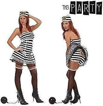 Disfraz para Adultos Th3 Party Presa sexy: Amazon.es: Ropa y ...