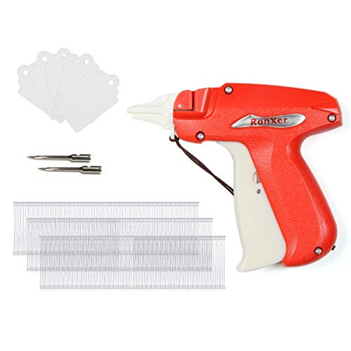 (RonXer Fine Clothing Tag Gun with 4000 1