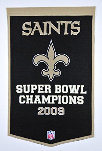 - Winning Streak NFL New Orleans Saints Dynasty Banner
