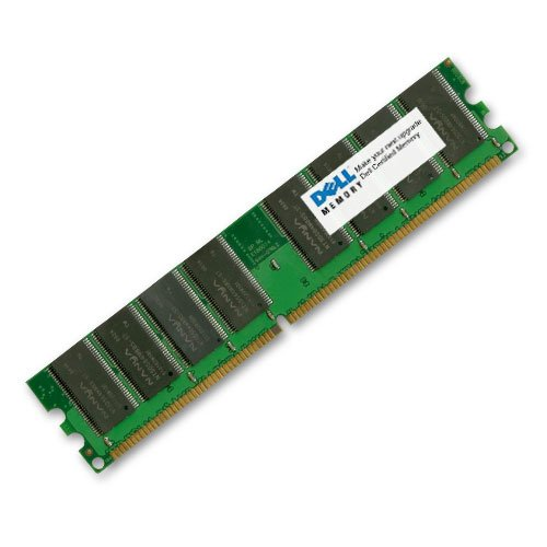 1 GB Dell New Certified Memory RAM Upgrade for Dell Dimension 3000 Desktop SNPJ0203C/1G A0740389