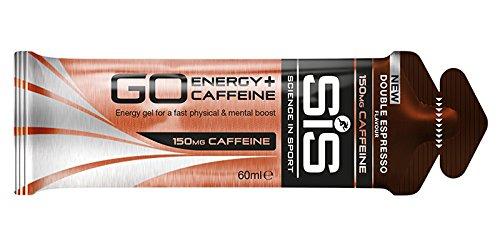Science In Sport Go Energy + Caffeine Espresso Gel 60ml (Pack of 30) by Science in Sport