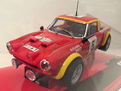 SCX Fiat 124 Abarth Spider