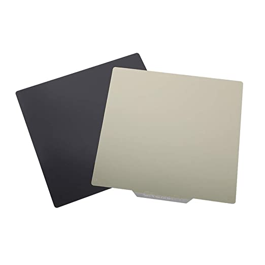 3D printer heat bed Round Magnetic Sticker Flex Plate A+B For PLA//ABS filament.