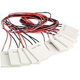 Vktech TEC1-12706 半導体熱電 クーラー ペルチェ タブレット DC12V 6A 10枚セット