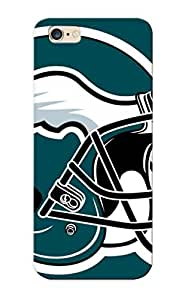 Crooningrose Case Cover For Iphone 6 Plus - Retailer Packaging Philadelphia Eagles Nfl Football Protective Case