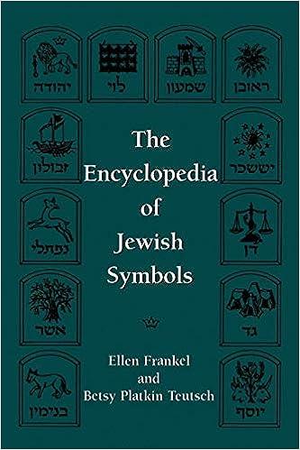 The Encyclopedia Of Jewish Symbols Ellen Frankel Betsy Platkin
