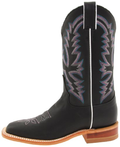 "Justin Boots Women's Bent Rail 11"" Broad Square-toe  Boot"