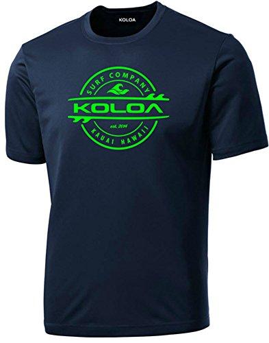 Joe's USA Koloa Surf(TM) Thruster Logo Moisture Wicking Athletic - Koloa Hi