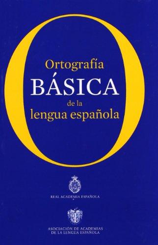 Descargar Libro Ortografía Básica De La Lengua Española Real Academia Española
