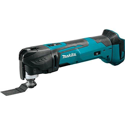 - Makita XMT03Z 18V LXT Lithium-Ion Cordless Multi-Tool, Tool Only