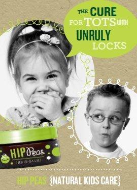 Hip Peas Natural Hair Styling Balm/Gel/Paste