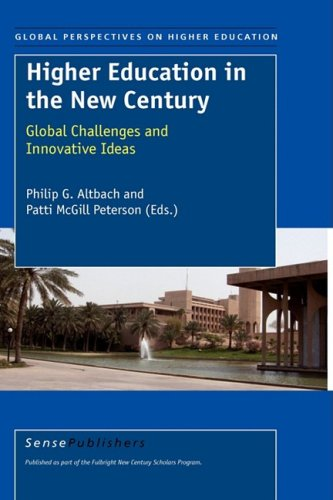 Higher Education in the New Century (Global Perspectives on Higher Education) ebook