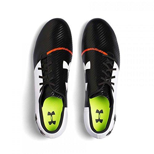 Under ArmourSPOTLIGHT BL FG - Chaussures de foot à crampons - white
