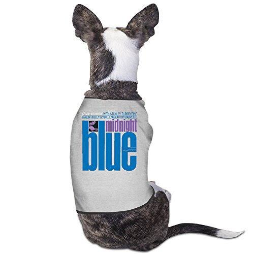LeeRa Kenny Burrell Midnight Blue Dog Coats -