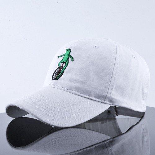 Llxln Gorra De Béisbol Bordados Gorras Snapback Hombres Mujeres Sun Frog Hat Kermit 56-59Cmc: Amazon.es: Ropa y accesorios
