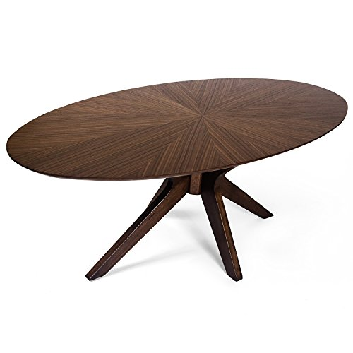 Aeon Furniture Simply Scandinavian Clifford Coffee Table in Walnut
