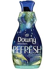 Downy Infusions Liquid Fabric Softener, Refresh, birch Water & Botonicals 0.96 Liter