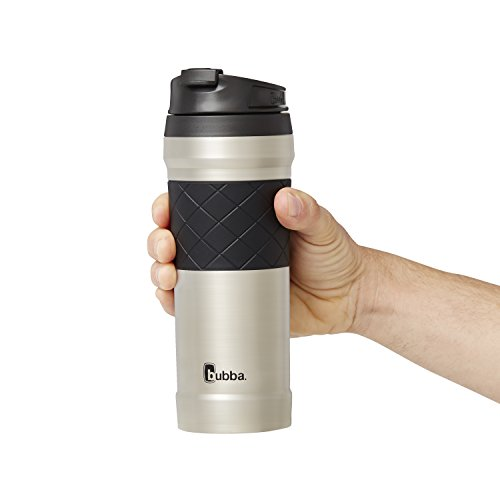 Bubba HERO Elite Vacuum-Insulated Stainless Steel Travel Mug with...