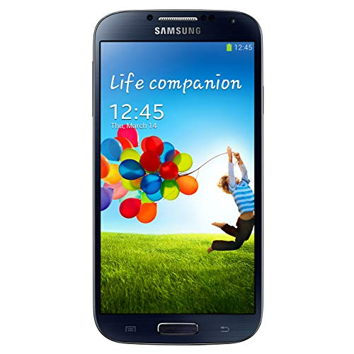 Samsung Galaxy S4 I545 16GB Verizon CDMA 4G LTE Android Smartphone w/ 13MP Camera - Black (Certified - Android 4g Samsung Smartphones