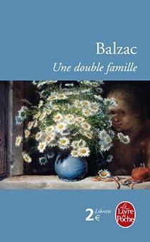 Une double Famille par Balzac
