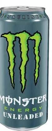 12 Pack Monster Energy Unleaded