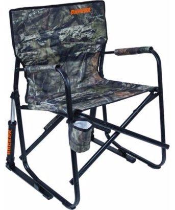 GCI Outdoor Freestyle Rocker Chair-Mossy Oak
