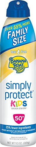 Banana Boat Sunscreen Ultra Mist Sport Performance Broad Spectrum Sun Care Sunscreen Spray - SPF 50, 9.5 Ounce