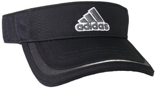 Adidas Splice Visor (Black), Outdoor Stuffs