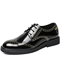 2b8aefe8d36 Amazon.com  Gold - Oxfords   Shoes  Clothing
