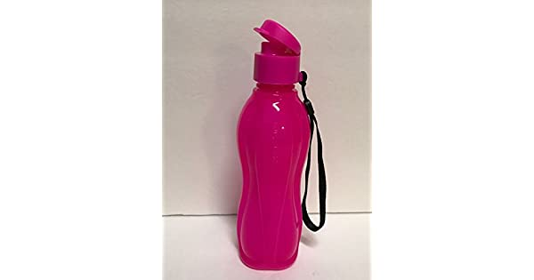 Amazon.com: Tupperware Eco .5l Botella de agua de deporte ...
