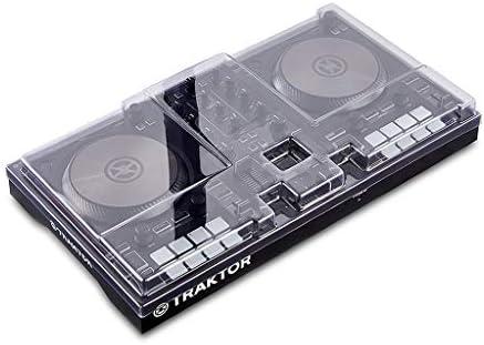DeckSaver Kontrol Z2 Coque de protection incassable pour Equipment DJ//VJ Gris