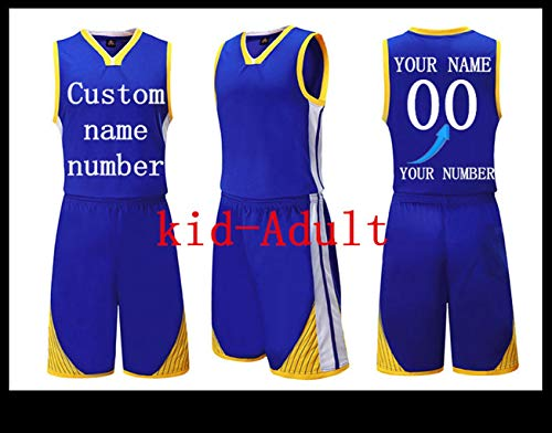 (apple&tree Custom Basketball Jersey Kid-Adult #24,Design Your Tank Top and Shorts Set,Can Printing Name+Number XXS-5XL)