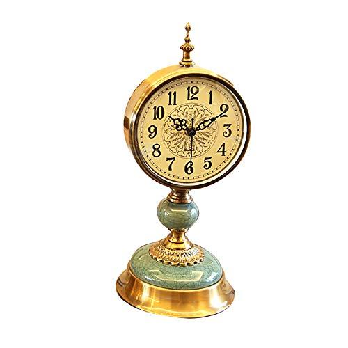 PIGE Horloge Européen Rétro Salon Reine Style Taille yN08wvmnO